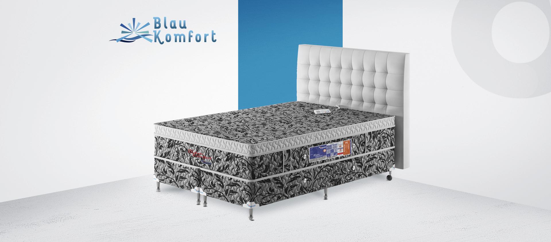 Blau Komfort