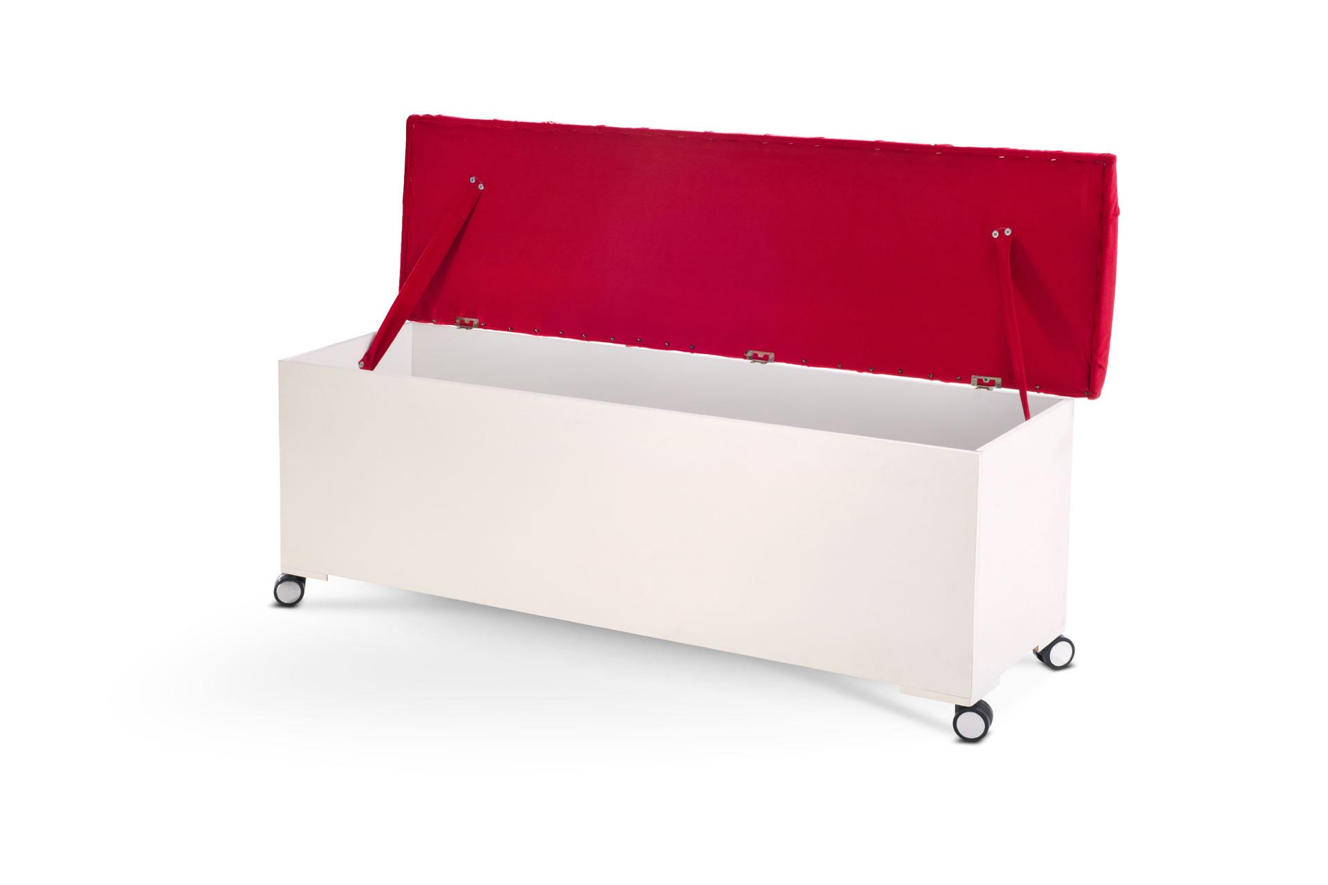 Box Baú com Assento